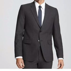 Theory Xylo NP Wool Sportcoat Charcoal 40L